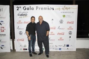 Manolo Medina y Javier Vallespin