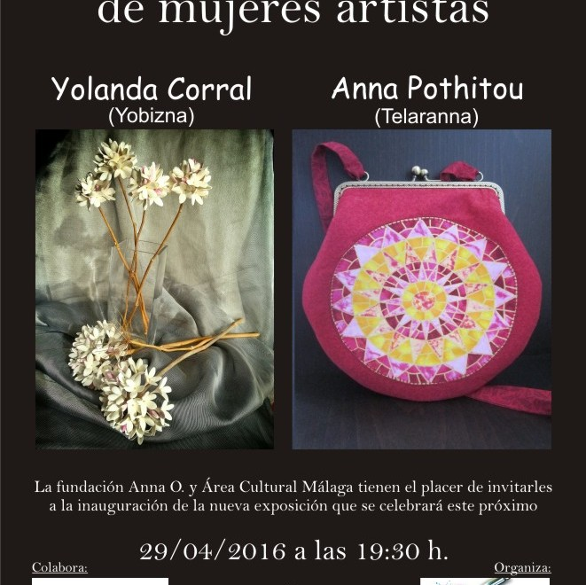 III Exposición mujeres artistas