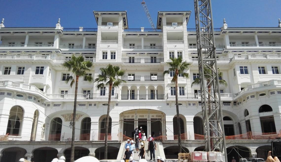 Gran Hotel Santos Miramar 5 estrellas Gran Lujo