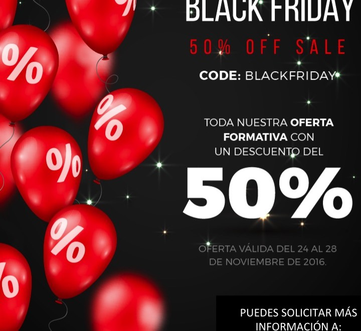 Intedya se une al Black Friday