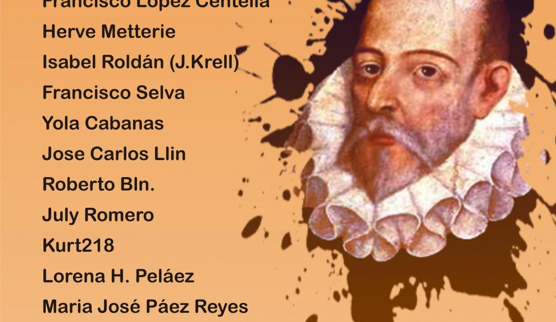 """Exposición colectiva: """"Un homenaje a Cervantes"""""""