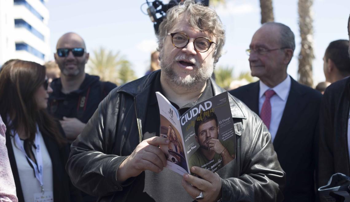 Guillermo del Toro en el XXI Festival de Cine de Málaga