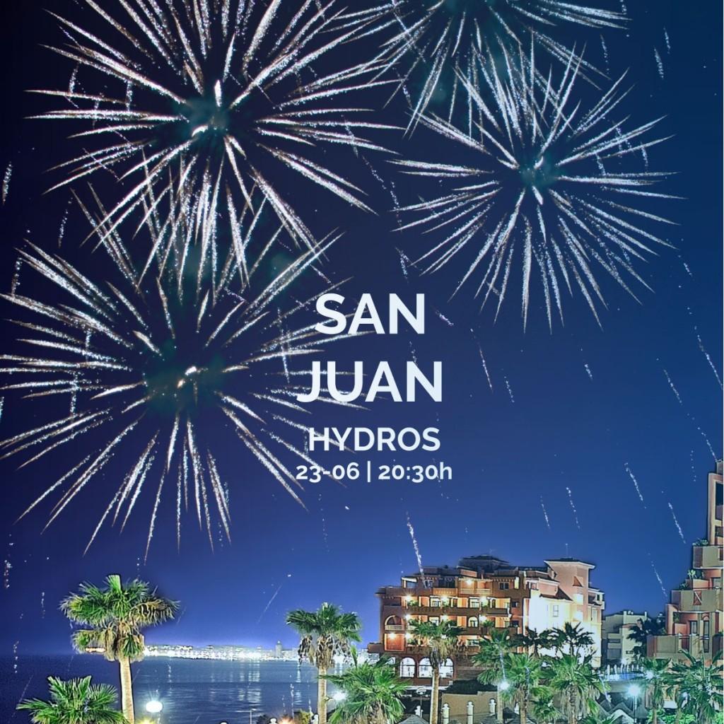 San Juan en Hotel Boutique Hydros