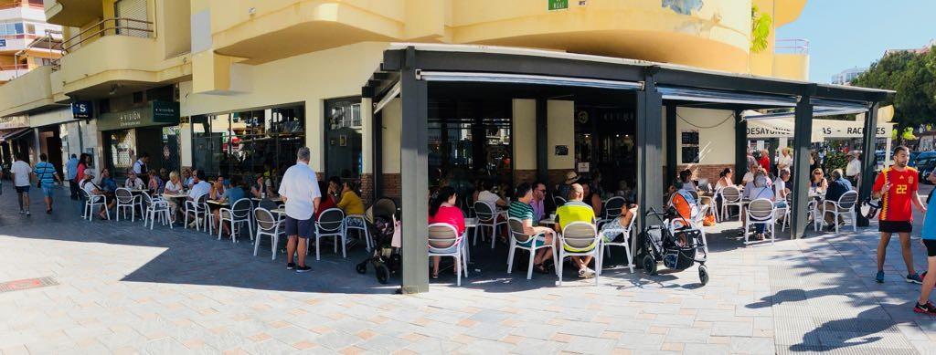 Tejeringo´s Coffee en Fuengirola