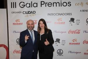 Jaime Ordonez y Tatiana la Negra