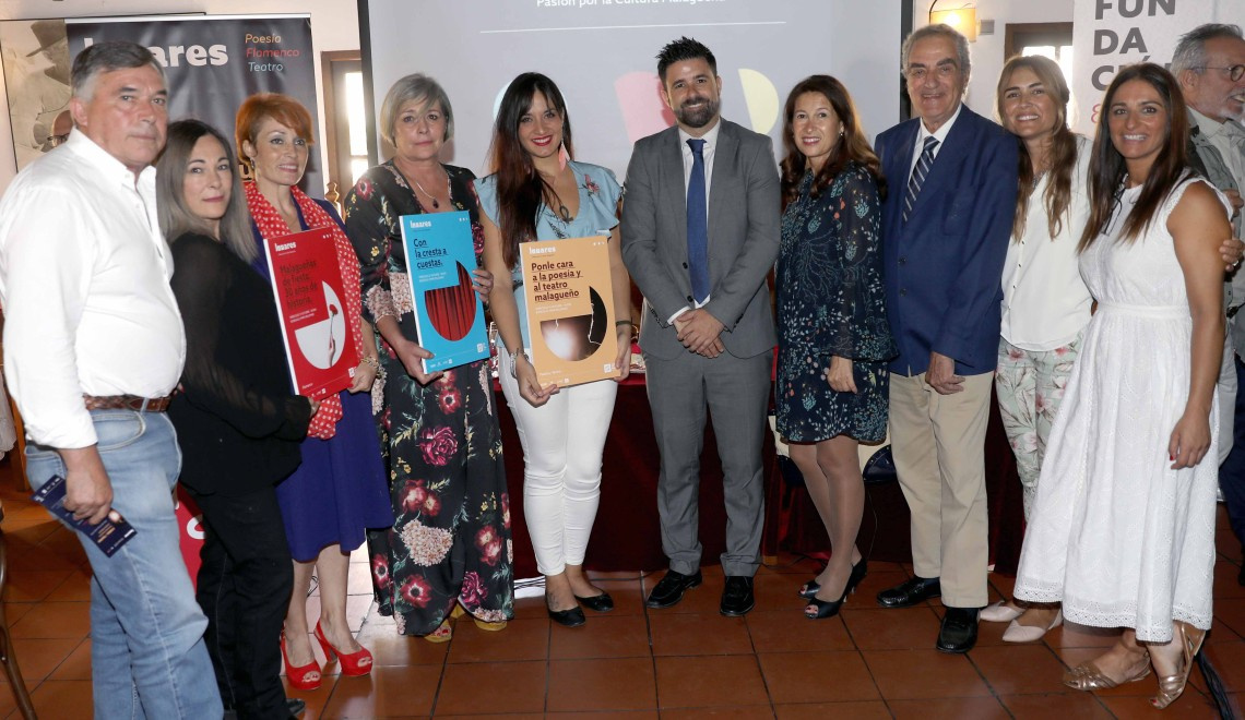 """""""Lunares"""" una apasionante propuesta cultural de la Fundación El Pimpi"""