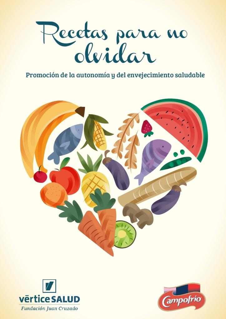 Vértice Salud y Campofrío Recetas para no olvidar