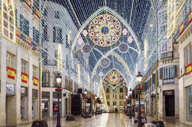 planazos Navidad en Málaga