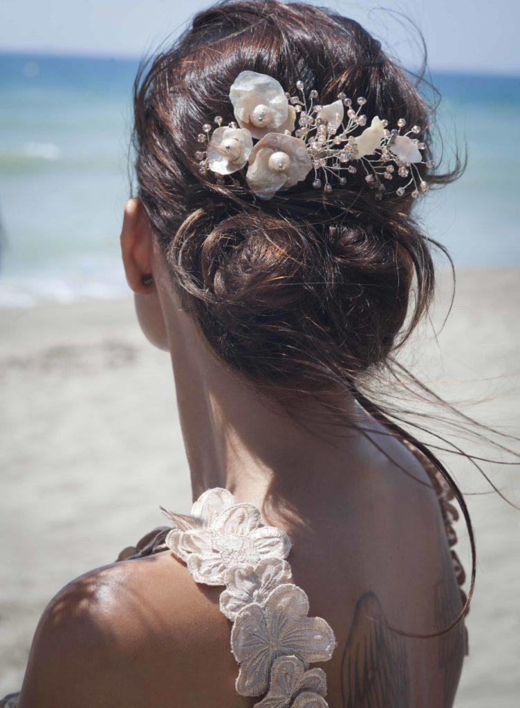 Mia Bruns tocados bodas Málaga