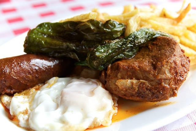 platos típicos malagueños