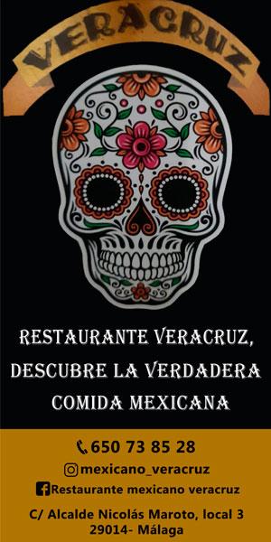 Resturante Veracruz Málaga