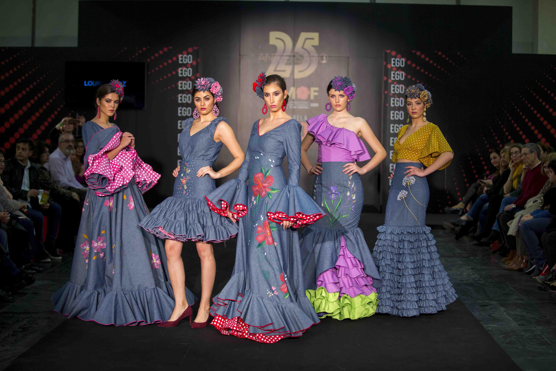 cf4eac4aa Lourdes Paz moda flamenca
