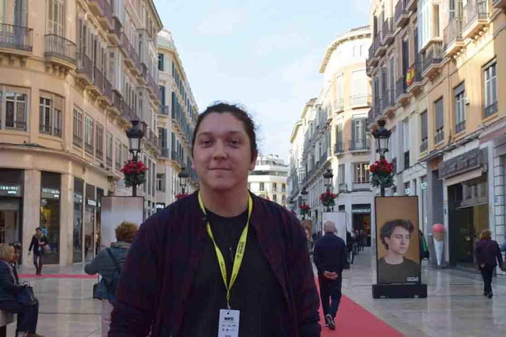 Berto García cineasta malagueño