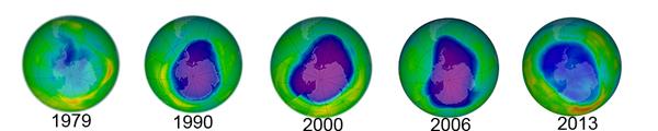 Cómo ayudar a preservar la capa de ozono