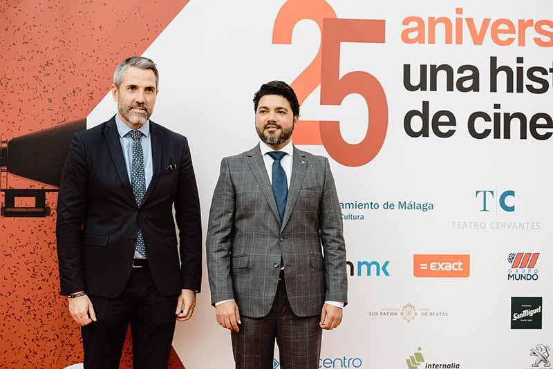 25 años de historia AJE Málaga