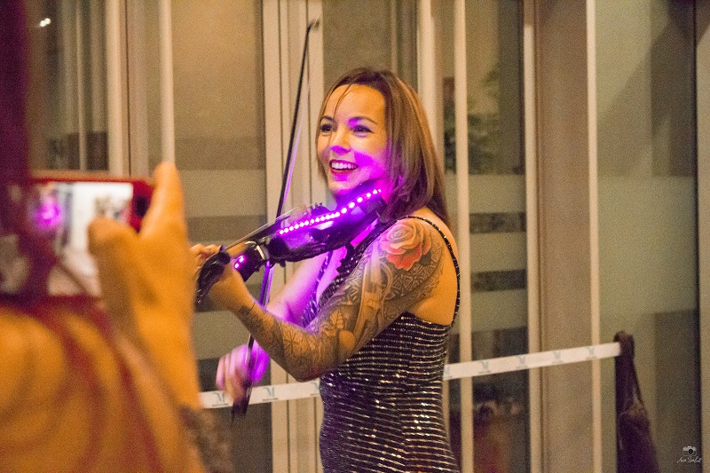 Annya Electric Violin