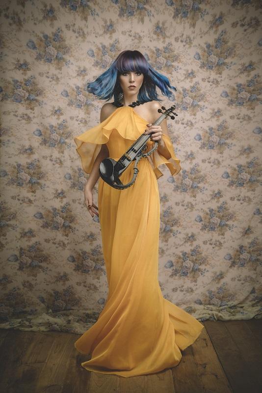 Annya Electric Violin