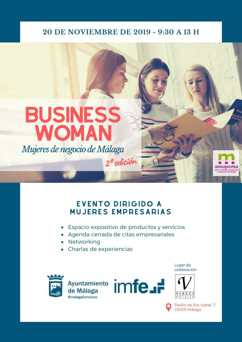 Jornadas Business Woman