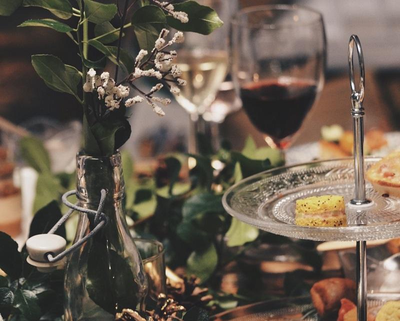 planificar las cenas de Navidad