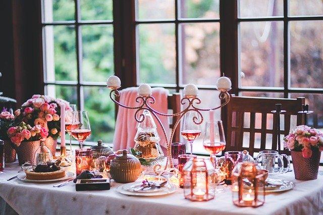 decorar la mesa esta navidad