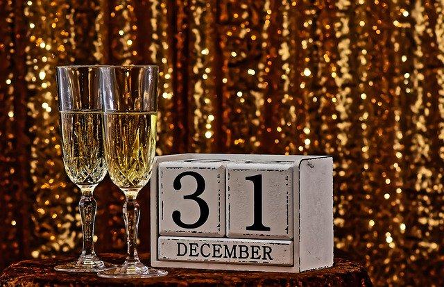 tradiciones y excentricidades de Fin de Año