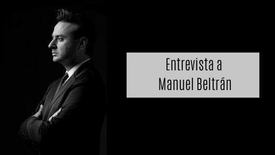 """Manuel Beltrán: """"Lo difícil no es que te den un premio, sino que te los sigan dando"""""""