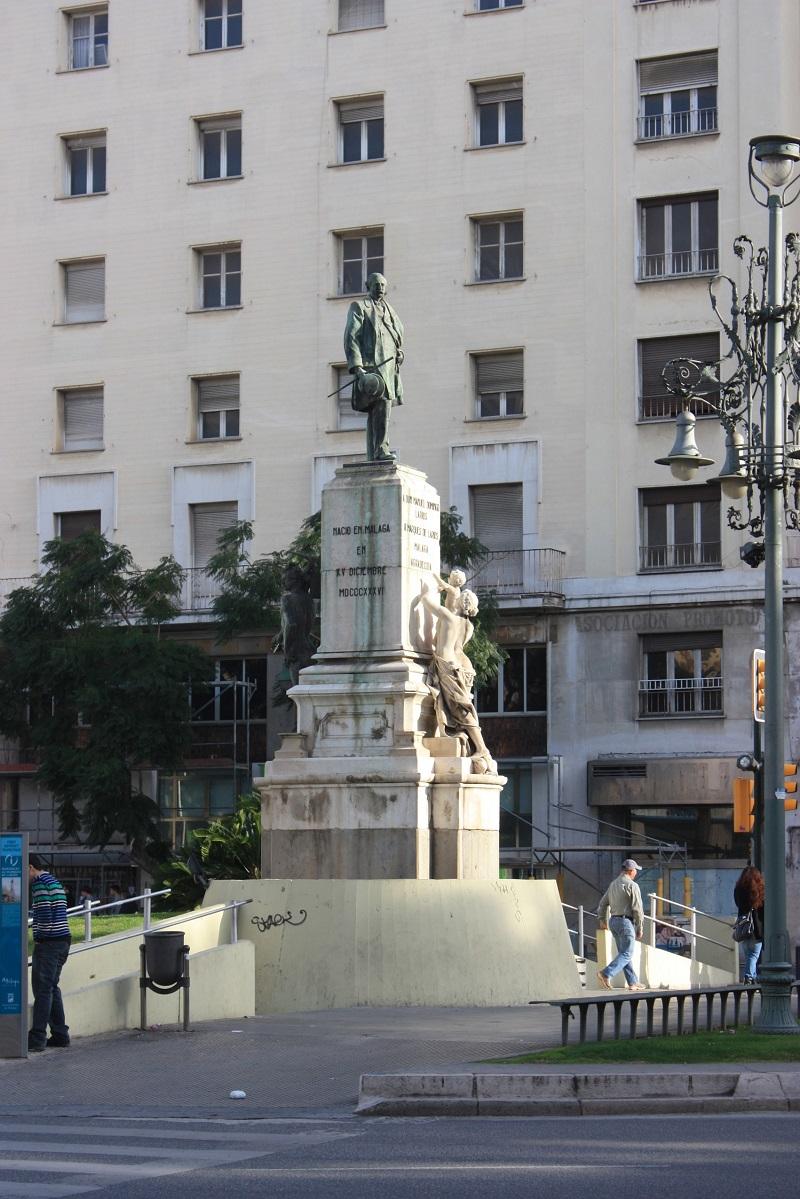 Rincones con historia de Málaga