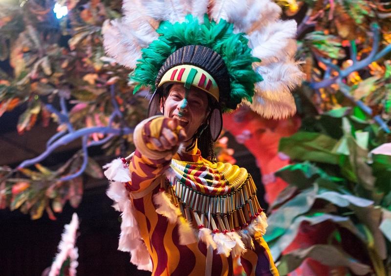 Carnaval en Málaga