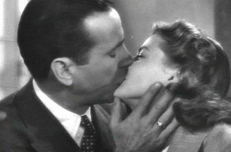 besos más famosos de la historia