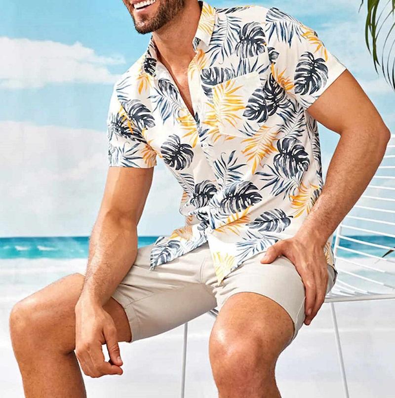 Tendencias de moda para hombres