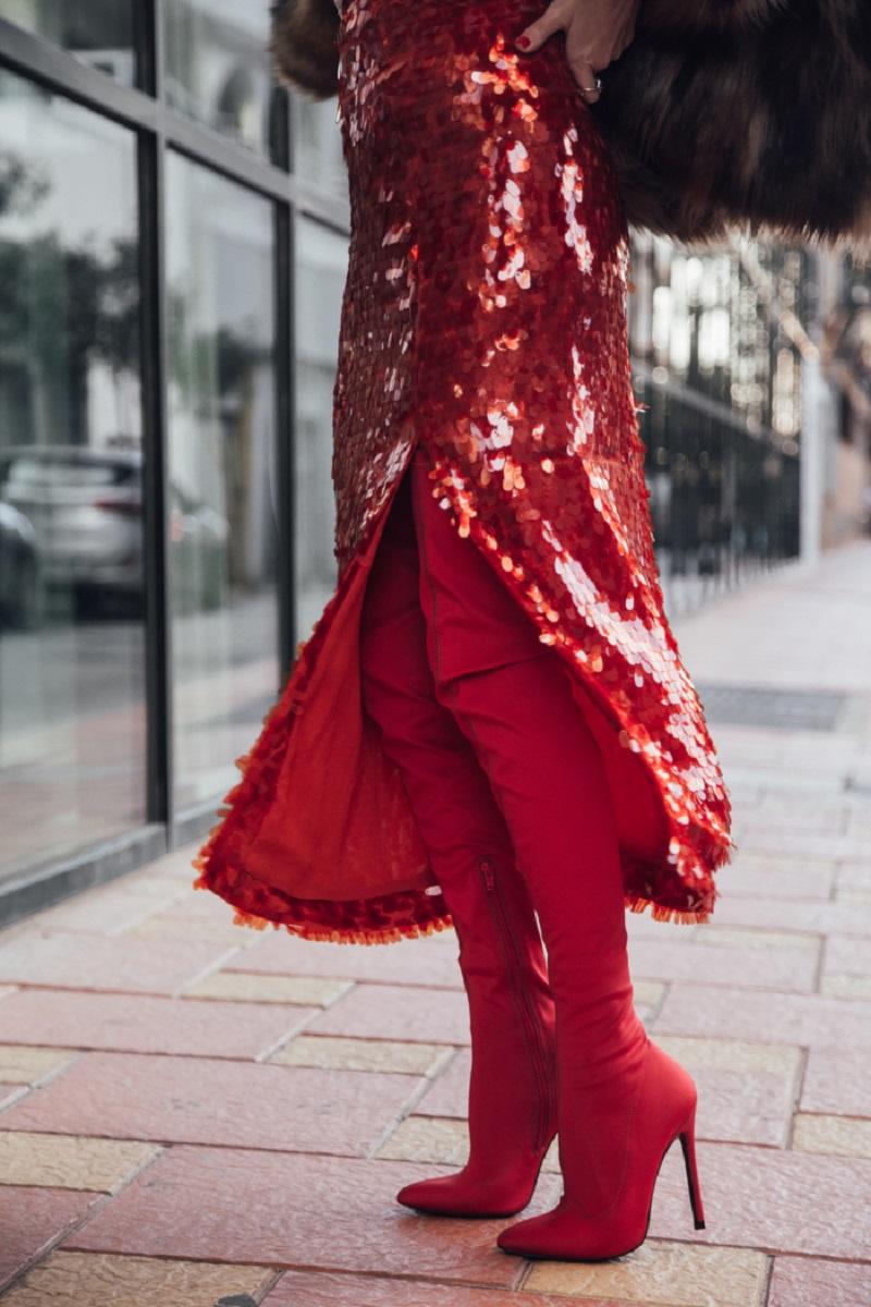 Mi Vida en Rojo