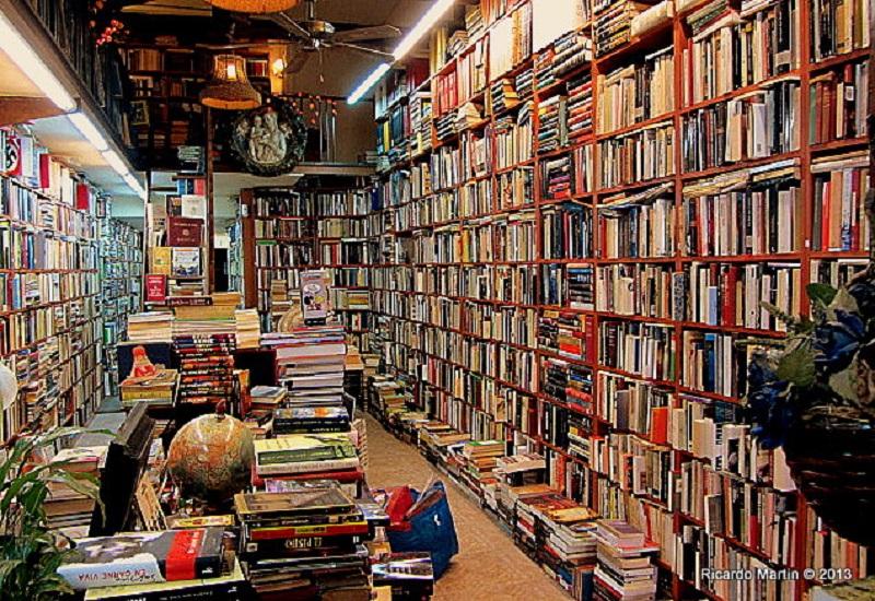 libreros malagueños