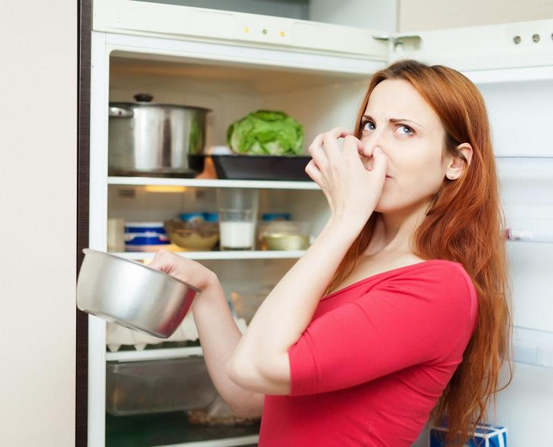 evitar malos olores en las cocinas