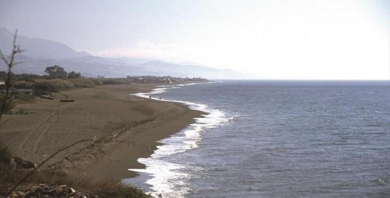 Playas escondidas de Málaga