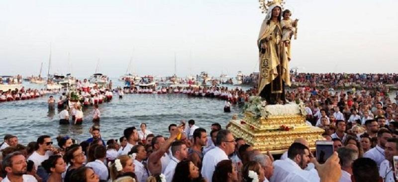 Fiesta de La Virgen del Carmen