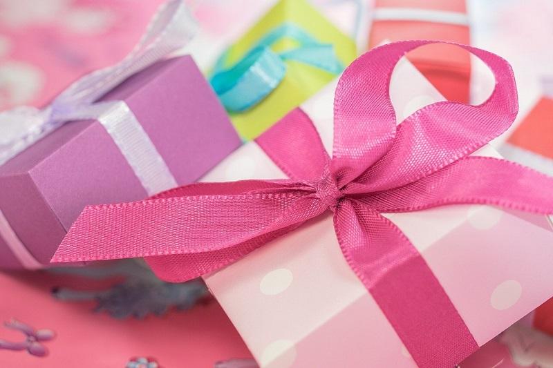 formas de adornar tu regalo