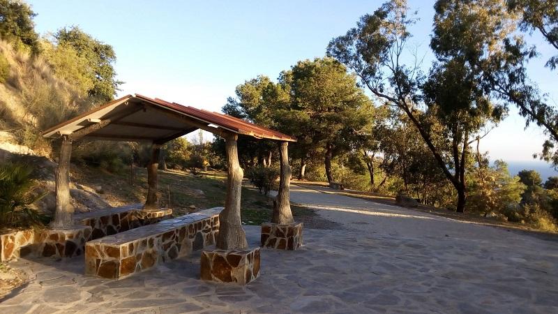 Parque Forestal Lagarillo Blanco