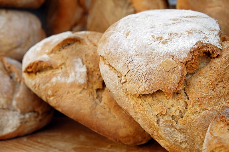 Diferentes formas de hacer pan